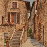 jean-pilch-Tuscan Street